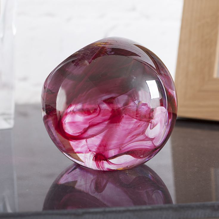 40 Years Celebration Paperweight by Caithness Glass product image