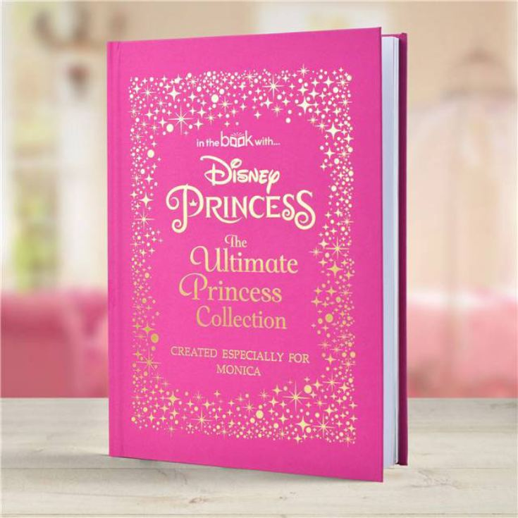 Disney Princess Ultimate Collection Personalised Book product image