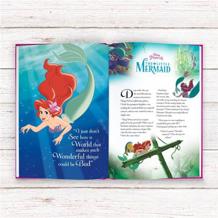 Disney Princess Ultimate Collection - Deluxe A3 Personalised Book product image