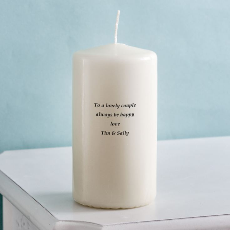 Unity Candle - For Hearing My Thoughts product image
