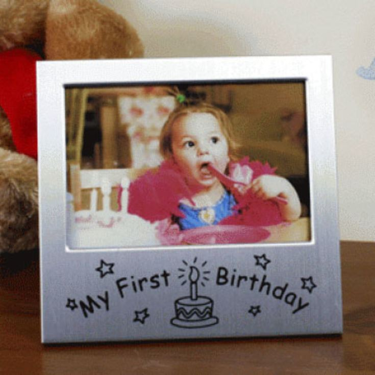 My 1st Birthday Photo Frame Product Image