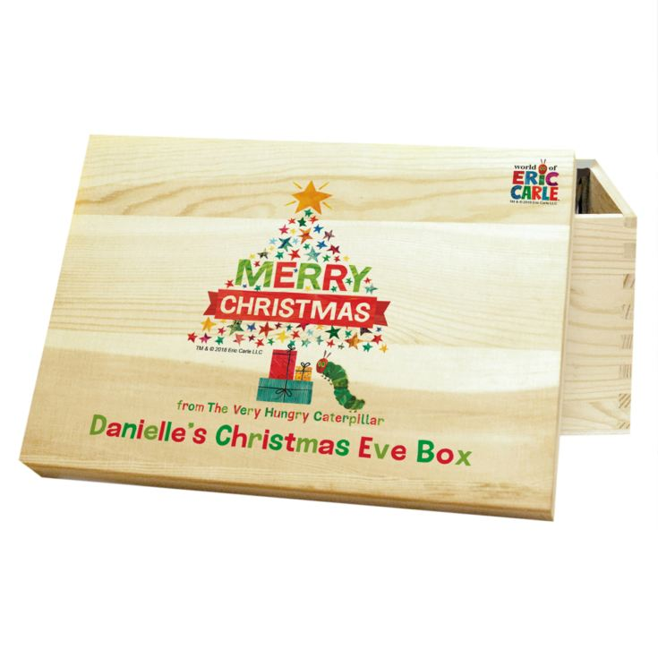 Very Hungry Caterpillar Merry Christmas Tree Christmas Eve Box product image