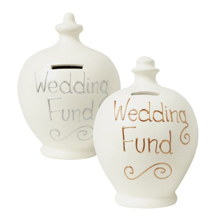 Wedding Fund Personalised Terramundi Money Pot The Gift Experience
