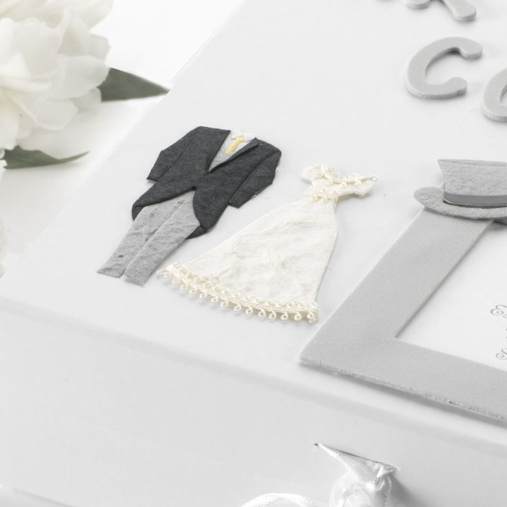 Personalised Wedding Memory Box product image
