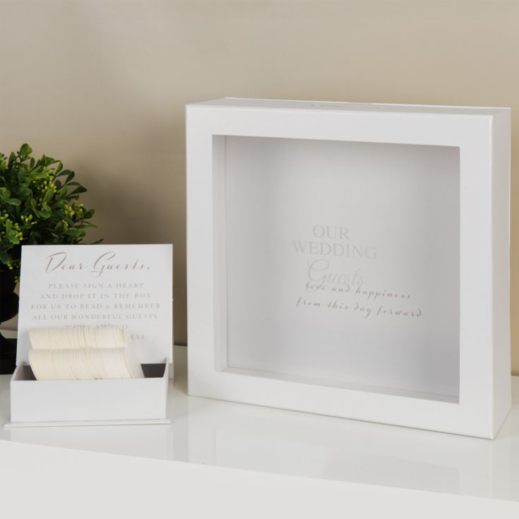 Our Wedding Token Message Box product image