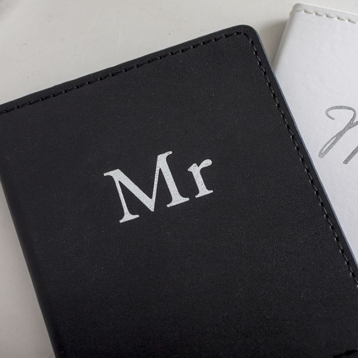 Mr & Mrs Passport Holders product image