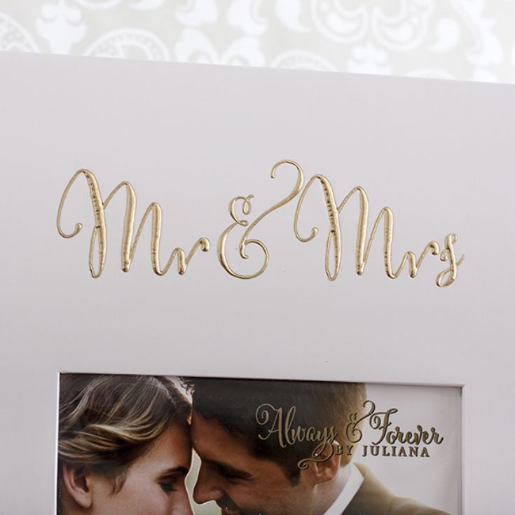 Mr & Mrs Our Wedding Memories Photo Album product image