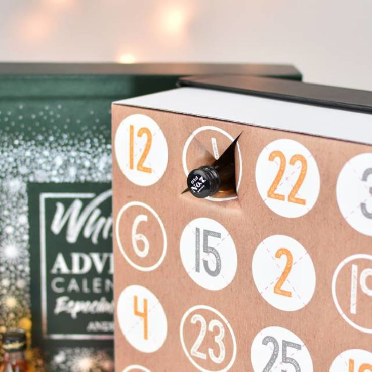Personalised Whisky Advent Calendar product image