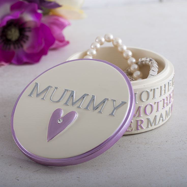 Mummy Trinket Box product image