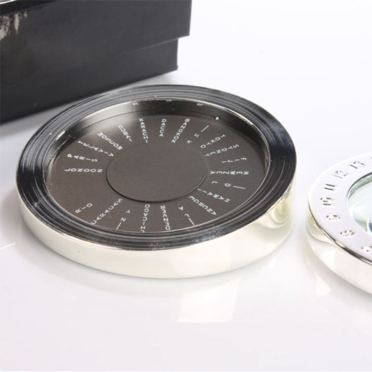 Engraved World Timer product image