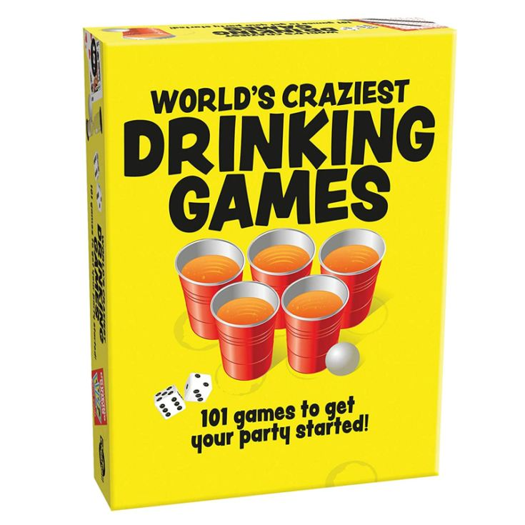 World's Craziest Drinking Games product image