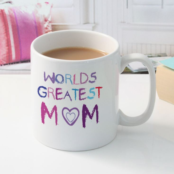 Worlds Greatest Mum Mug product image