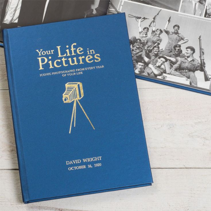 Personalised Your Life in Pictures product image
