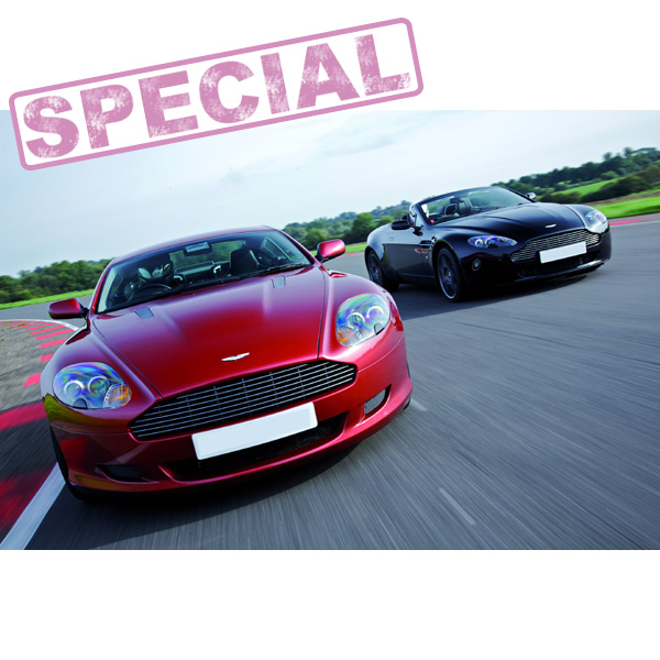 Supercar Driving Thrill With High Speed Passenger Ride