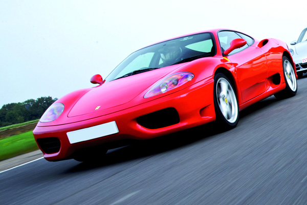 Ferrari Driving Thrill Special Offer