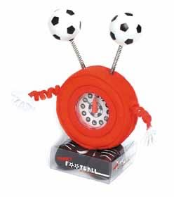 Funky Football Alarm Clock