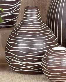 Africca Vase 19cm