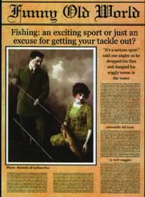 Funny Old World -  Fishing