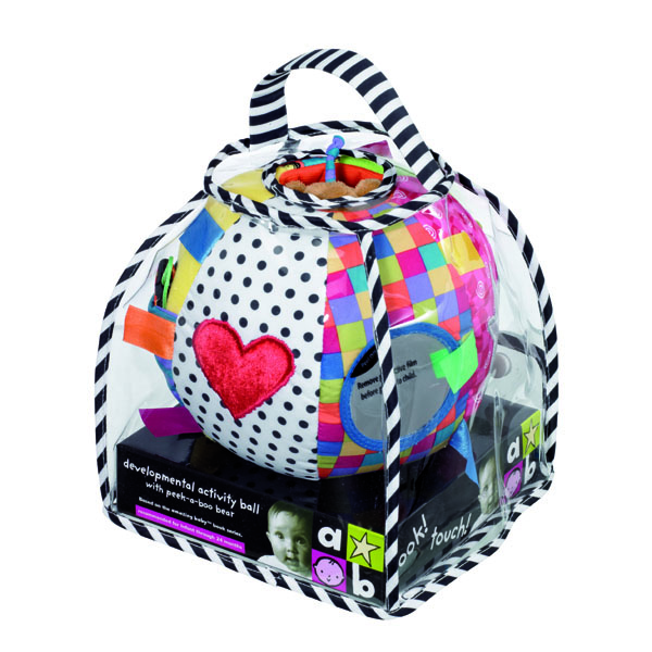 Amazing Baby Pop-Up Activity Ball - Activity Gifts