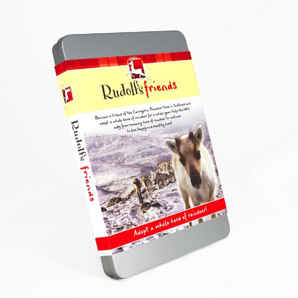 Adopt A Reindeer - Reindeer Gifts