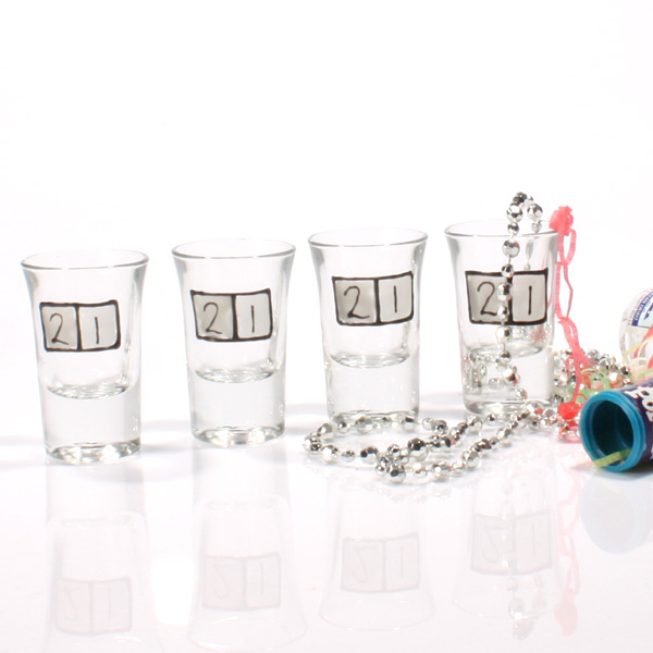 Age Shot Glasses 21 - Shot Glasses Gifts