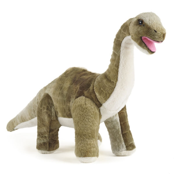 Living Nature Brachiosaurus Soft Toy - Nature Gifts
