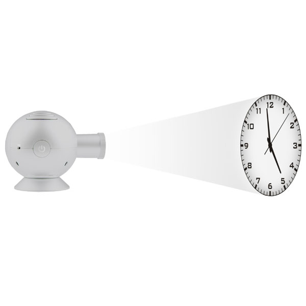 Projection Clock - Analogue Projection Light