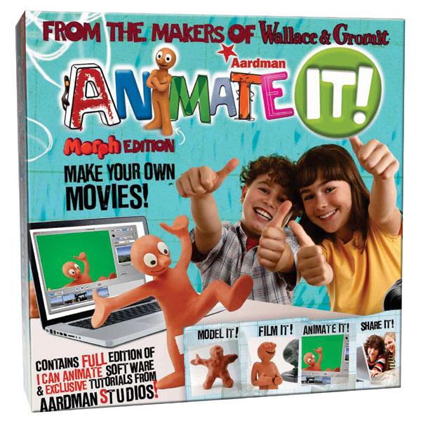 Animate It - Morph Edition - Morph Gifts