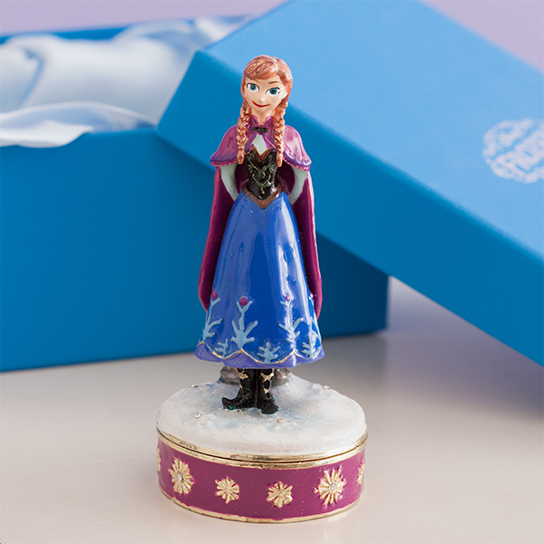 Disney Frozen Anna Trinket Box