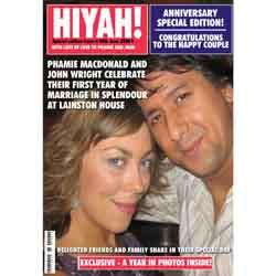 Anniversary Magazine Cover
