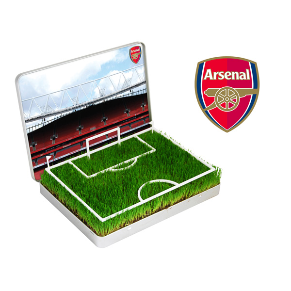 Grow Your Own Arsenal Pitch