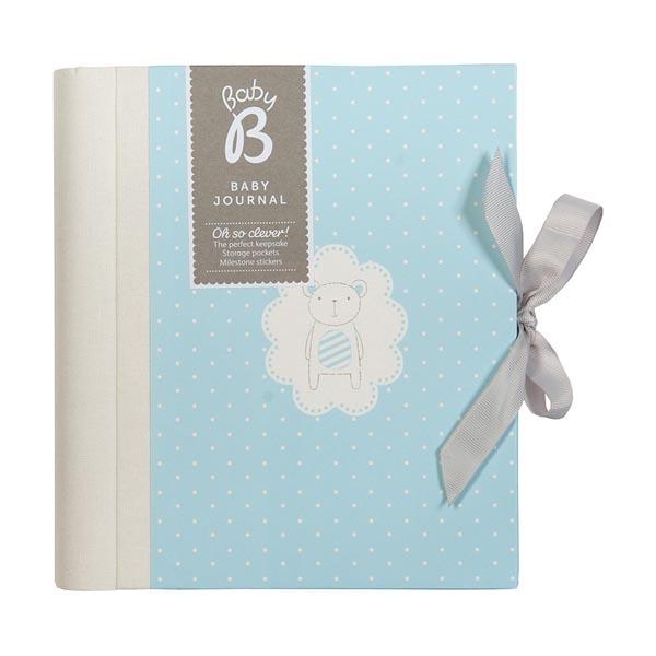Baby Boy Journal - Baby Boy Gifts