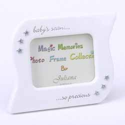 Babys First Scan Photo Frame - Photo Frame Gifts