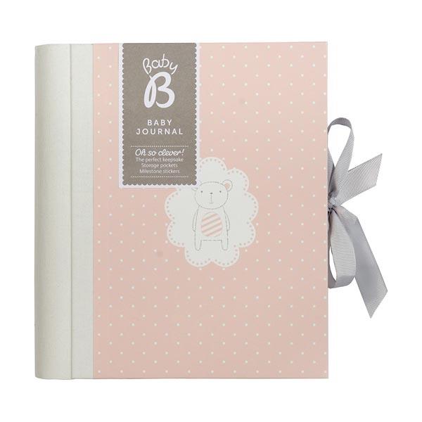 Baby Girl Journal - Baby Girl Gifts