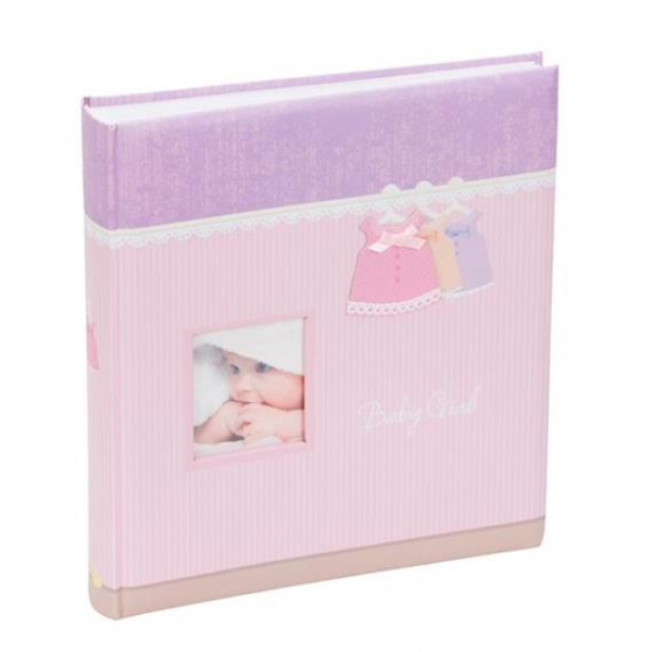 Baby Girl Outfit Photo Album - Baby Gifts