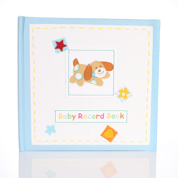 Baby Record Book Baby Girl - Baby Girl Gifts