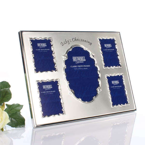 Our Babys Christening Frame - Christening Gifts