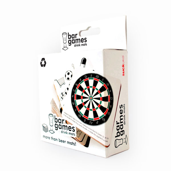 Bar Games - Beer Mats - Games Gifts