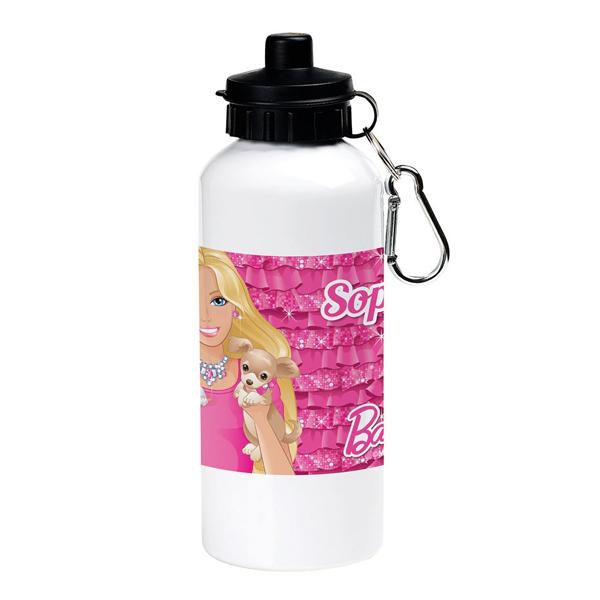 Personalised Barbie Drink Bottle - Barbie Gifts