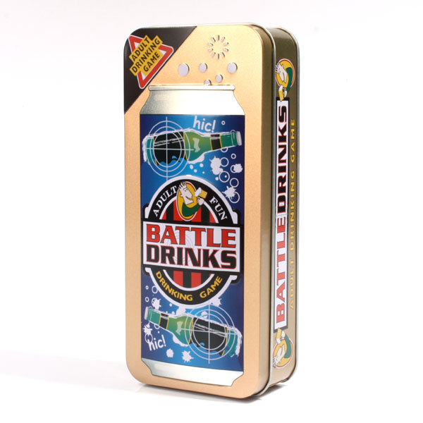 Battle Drinks Drinking Game - Drinking Game Gifts
