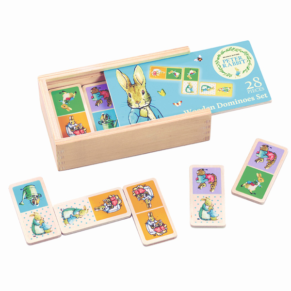 Peter Rabbit Dominoes Set