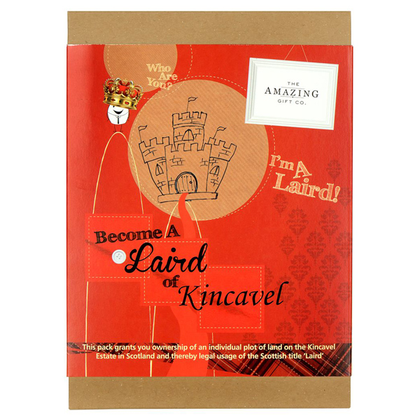 Gifts for Men Laird Of Kincavel