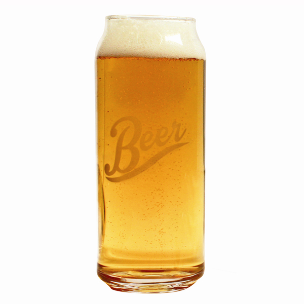 Beer Can Glass - Beer Gifts