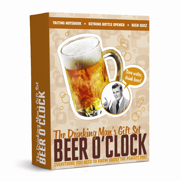 Beer O'Clock Gift Set - Beer Gifts