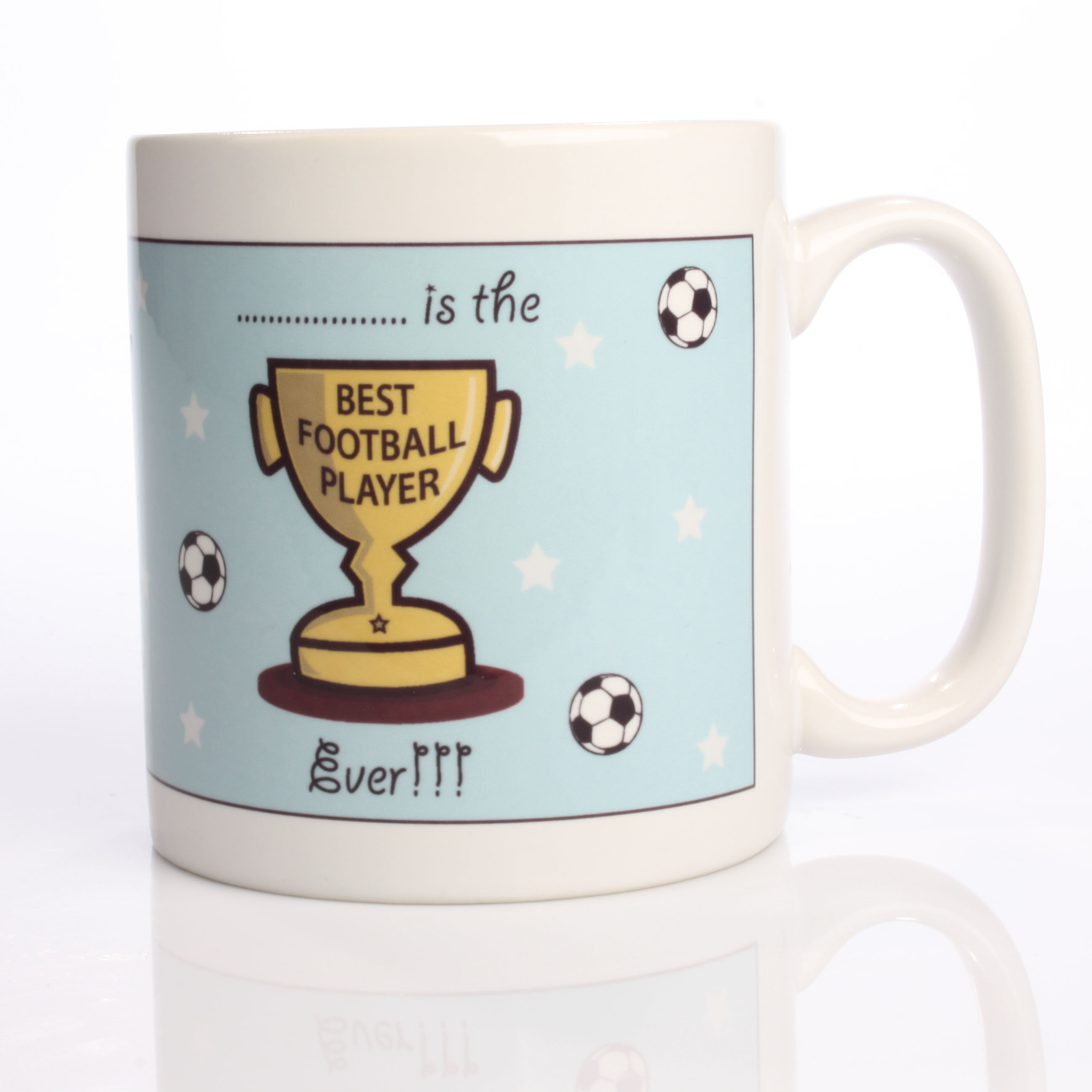 Best Footballer Ever Mug
