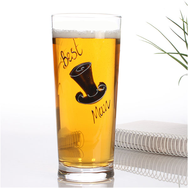 Best Man Pint Glass - Best Man Gifts