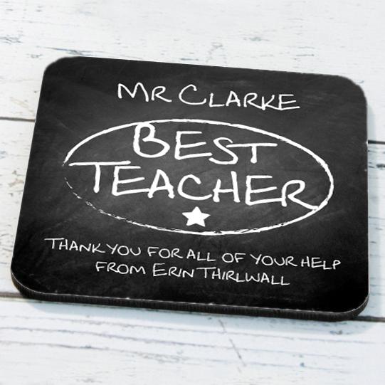 personalised-best-teacher-chalk-board-coaster