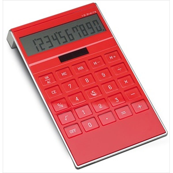 Big Red Solar Calculator