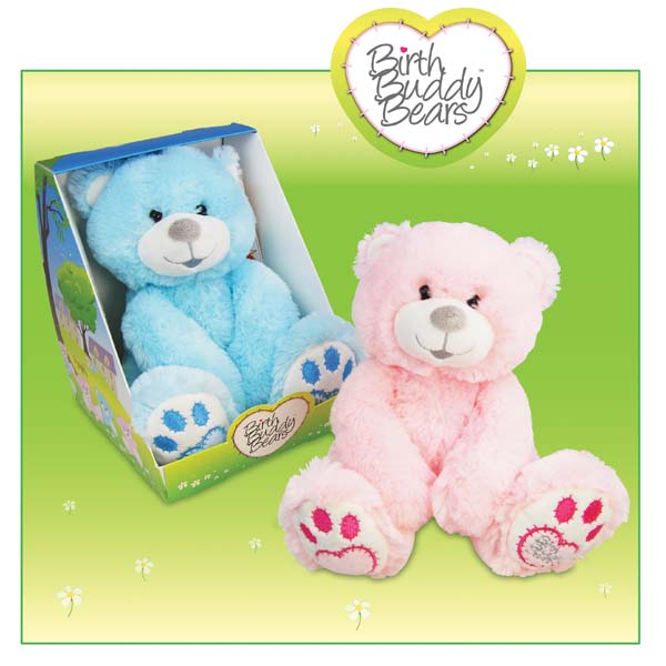Birth Buddy Teddy Bears - Teddy Bears Gifts