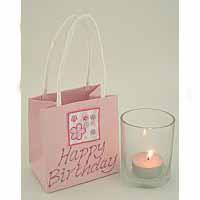 Happy Birthday Nightlight Bag